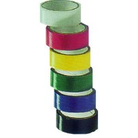 VOLTMAN Lot de 6 rubans adhésifs isolants - Longueur : 5 metres