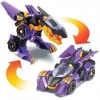 VTECH - Switch & Go Dinos - Brutor Super Spinosaure (Voiture de course)