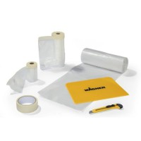 WAGNER Kit de masquage et protection Premium