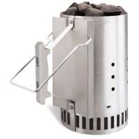 WEBER Cheminée d'allumage Rapidfire - Pour barbecue a charbon