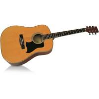 WESTWOOD Guitare Folk Naturelle