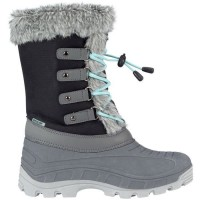 WINTER-GRIP Bottes apres ski - Femme - Noir