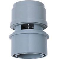 WIRQUIN Anti-vide droit VP15 - Pour tube Ø 32 ou 40 mm - a coller