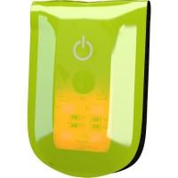 WOWOW Clips magnétiques réfléchissants Magnetlight - 4 LED - Jaune