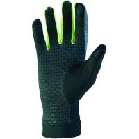 WOWOW Gants réfléchissants Dark Gloves 3.0 - Gris foncé