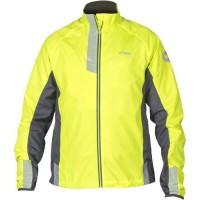 WOWOW Veste running réfléchissante femme Dark Jacket 2.2 - Jaune
