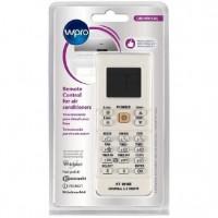 Wpro ARC201 - Télécommande universelle pour climatiseurs fixes. Adaptable sur plus de 4000 modeles. 9 fonctions