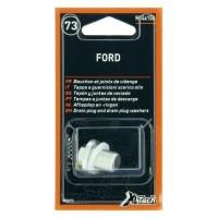 XLTECH 1 bouchon de vidange + 2 joints Ford M14