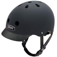 NUTCASE Casque de vélo Supersolide - Noir
