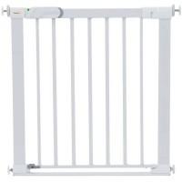 SAFETY 1ST Barriere de sécurité enfant Flat Step Barriere Métal - Blanc