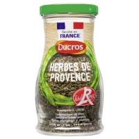 DUCROS Premiere saveur herbes de Provence LABEL ROUGE - Grand flacon - 45 g