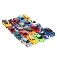 MAISTO FRESH METAL - pack de 20 voitures miniatures en métal