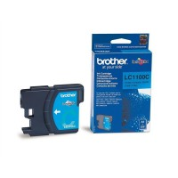 Brother LC1100C Cartouche d'encre Cyan