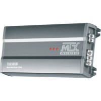 MTX TX6500D Amplificateur 12V Bloc Mono Classe-D 1x500W RMS en Aluminium