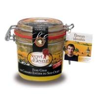 SECRET D'ELEVEUR Foie Gras de Canard Entier 180g