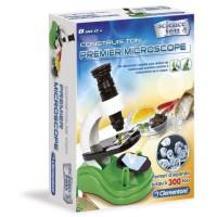 CLEMENTONI Science & Jeu - Construis ton premier Microscope - Jeu scientifique