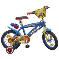 "Vélo 14"" Mickey - Garçon - Bleu"