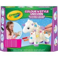 Crayola - Ma licorne a décorer - Activités pour les enfants