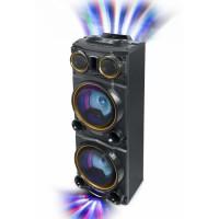 MUSE M-1988 DJ Enceinte Bluetooth PARTY BOX - 800W - port USB - RCA - Jack 3,5mm