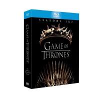 Coffret Blu-Ray GAME OF THRONES : Saison 1 / Saison 2