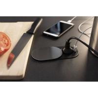 OTIO Bloc prise encastrable compact a glissiere avec port USB