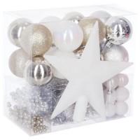 Lot de 44 décorations de Sapin Noël 694531X