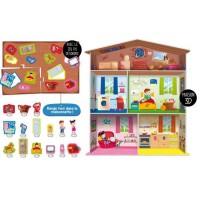 LISCIANI GIOCHI Montessori maxi ma maison - A partir de 3 ans
