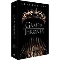 Coffret DVD GAME OF THRONES : Saison 1 / Saison 2
