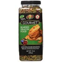 ZOOMED Aliment complet gourmet - Pour pogona - 383 g