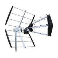 METRONIC Antenne extérieure UHF trinappe 415048 - 16 éléments