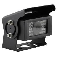 INOVTECH Caméra de recul filaire - Modele 28 - LEDS - Noir
