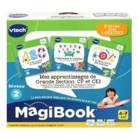 VTECH - MAGIBOOK - Mes apprentissages de Grande Section, CP et CE1