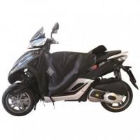 TUCANO URBANO Surtablier Scooter ou Moto Adaptable R085 Noir