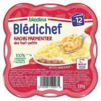 BLEDICHEF hachis parmentier 230g
