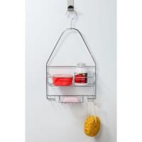 SPIRELLA Valet de douche Mini - 49x25,5x11cm - Chromé