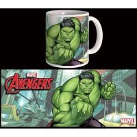 Mug Marvel Hulk Avengers Série 2 Blanc