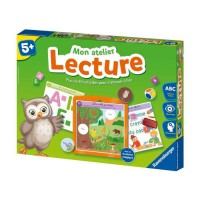 RAVENSBURGER Mon Atelier Lecture (Jeu Educatif)