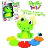 BANDAI - Jeu de société Froggy Party