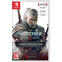 The Witcher 3 : Wild Hunt - Complete Edition Jeu Switch