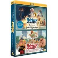 Coffret Blu-Ray Asterix : Le Secret de la Potion Magique / Le Domaine des Dieux