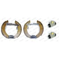 FERODO Kit mâchoires de frein a tambour FMK271