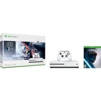 Xbox One S 1To Star Wars Jedi : Fallen Order + 1 mois d'essai au Xbox Live Gold et au Xbox Game Pass