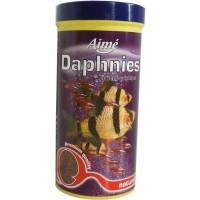 AIME Nourriture pour poissons exotiques - Daphnies 500 ml - Tous type de Poissons