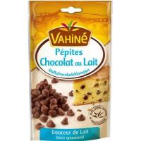 VAHINE Pépites Chocolat au lait - 100 g
