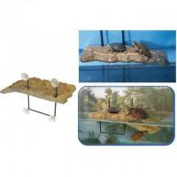 ZOOMED Ilôt flottant - PM - Pour tortue aquatique