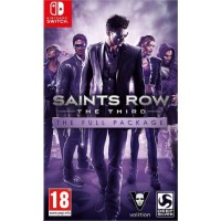 Saints Row The Third Jeu Switch