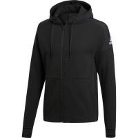 ADIDAS Sweatshirt ID Stadium FZ - Homme - Noir