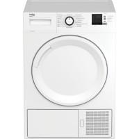 BEKO - SLMCD072W - Seche-linge - Pompe a chaleur - 7kgs - A++ - Blanc