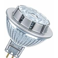 OSRAM Ampoule Spot LED MR16 GU5,3 7,8 W équivalent a 50 W blanc froid dimmable