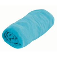 DOMIVA Drap Housse Jersey Bleu 70 x 140 cm